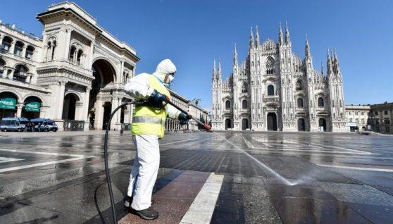 Італія запроваджує жорсткий локдаун: що це означає для українських заробітчан
