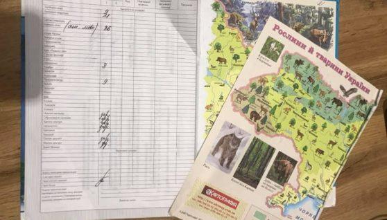 У Тернополі вчителька розірвала щоденник учня на очах у класу