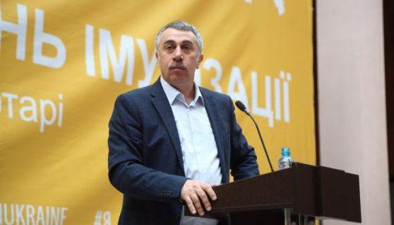 Комаровський відреагував на мутацію коронавірусу: хтось зверху зацікавлений
