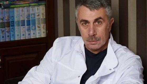 Комаровський розповів, що робити, щоб не захворіти на коронавірус
