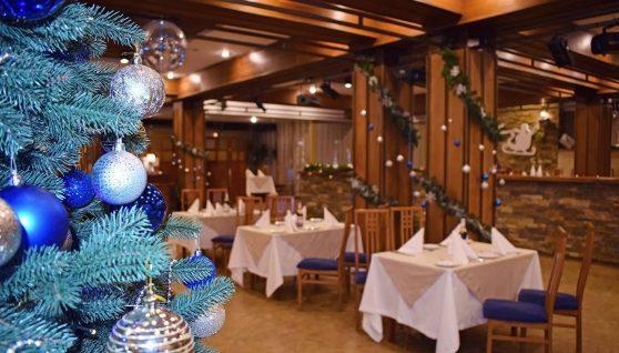 Повідомили графік роботи ресторанів та кафе у новорічну ніч