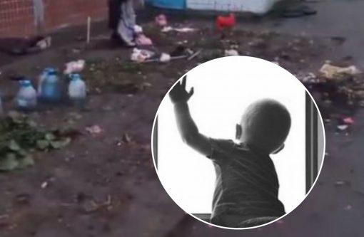 В Києві мати викинула з вікна восьмого поверху 3-річного сина – соцмережі