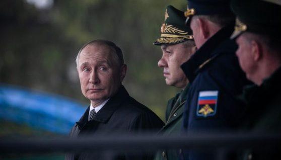 Стало відомо, що Путін готував окупацію Криму з 2008 року і про це знала влада України