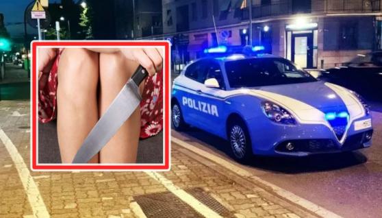 """""""Кусала та дряпала…"""" : В Італії українка вдарила свого чоловіка ножем, їй обрали запобіжний захід"""
