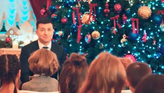 У Зеленського вперше прокоментували використання дітей в новорічному привітанні