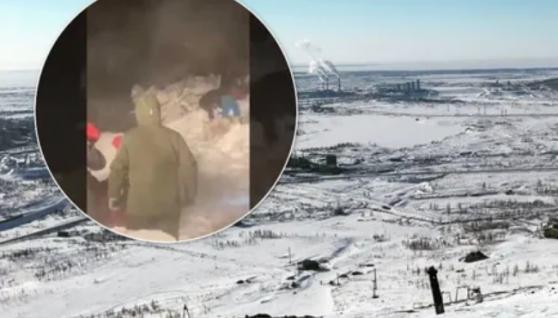 На гірськолижному курорті лавина знесла будинки з людьми. Відео