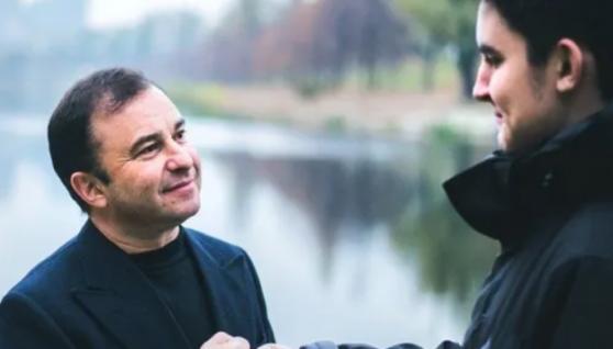 Віктор Павлік зворушливо згадав покійного сина в мережі