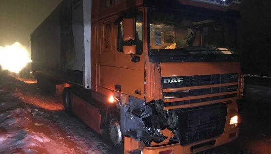 На Рівненщині фура на смерть збила 22-річного хлопця (фото)