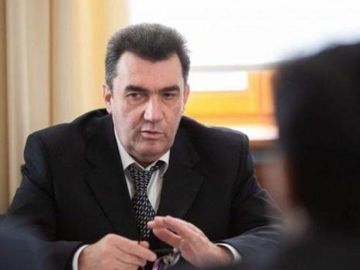 Лише Путін може завершити війну в Україні – Данілов