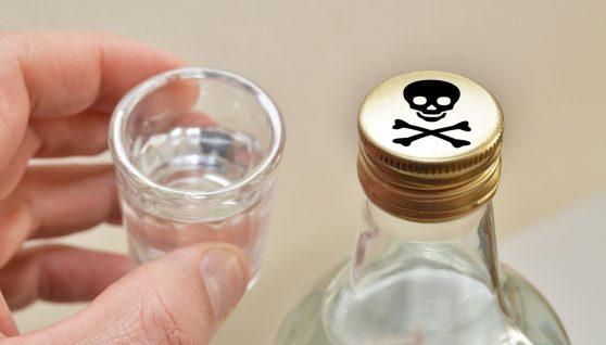 У Запорізькій області мати і син отруїлися сурогатним алкоголем і померли