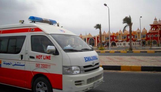 У Єгипті потрапив у ДТП автобус із українцями, є постраждалі – ЗМІ
