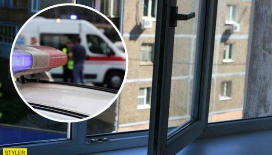 У Дніпрі жінка випала з балкона на чоловіка і ледь його не вбила