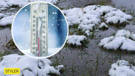 Весни в Україні нормальної не буде, а тепло прийде тільки в травні: новий прогноз