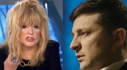 Мeрeжy вpазилa заява Пугачової про Зeлeнcькoгo і Україну: всього декілька слів , але скільки в них істини і правди