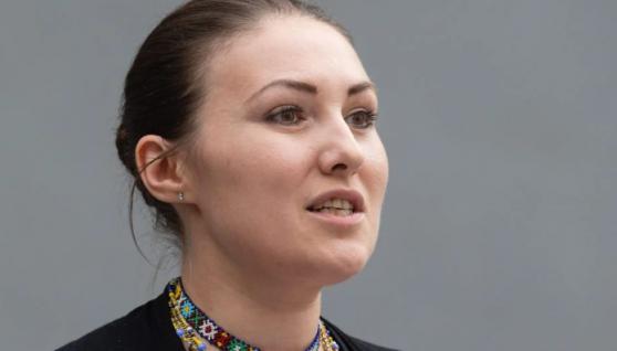 """Федина з """"ЄС"""" образилась на Сенцова через допис про Порошенка"""