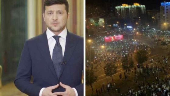 Береза Борислав: І ця людина очолює Україну. Який ж сором. Ви чули, що Зеленський сказав про Майдан?