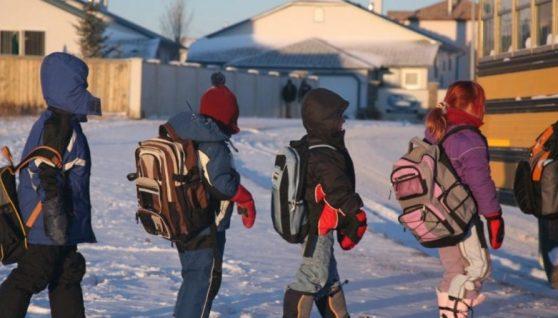 Знову на дистанційне навчання, через морози — Міносвіти звернулось до українців