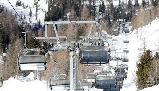 Італія вперше за три місяці планує відкрити гірськолижні курорти