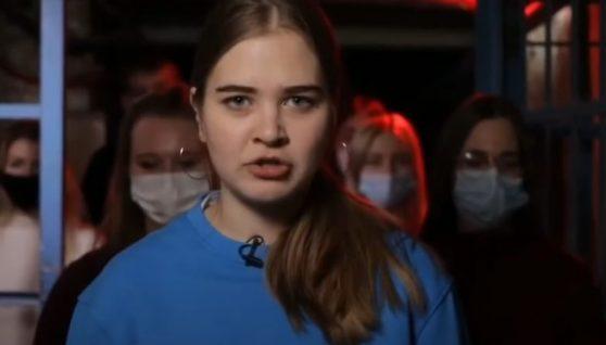 """Оце дітям зaпyдрили гoлoви! Студенти """"ДНP"""" записали відео зі зверненням до Pосiян: вони розповіли, що сталося з Україною"""