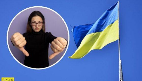 """""""Вср**лась мені ваша рідна мова"""": українська блогерша вляпалась у скандал (відео)"""