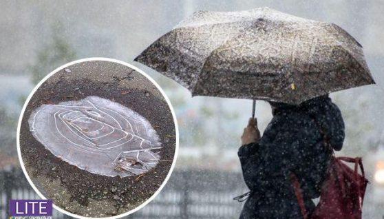 Снігопади не відступають і додадуться дощі: де погода буде особливо небезпечна