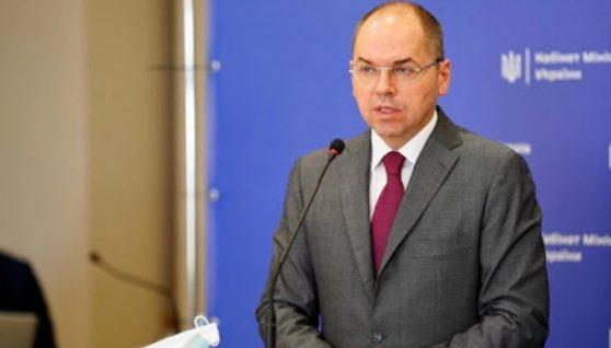 Степанов провакцинувався від COVID-19 у прямому ефірі