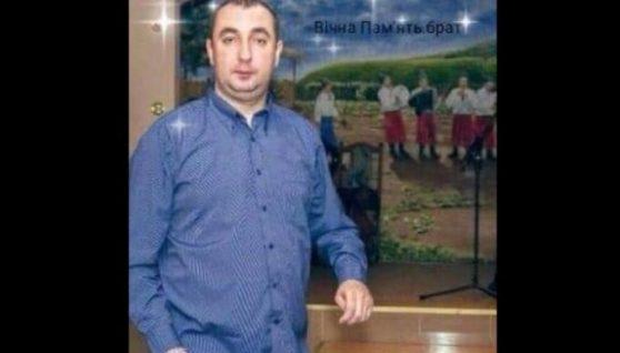 Наші щирі співчуття брату пану Сергію, рідним та близьким: В Італії загинув 37-річний мешканець зі Львівщини