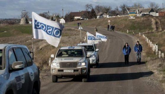 Росія відмовилася продовжити мандат місії ОБСЄ на кордоні з Україною