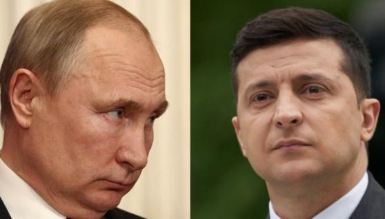 У Кремлі розповіли, що Путін готовий зустрітися із Зеленським