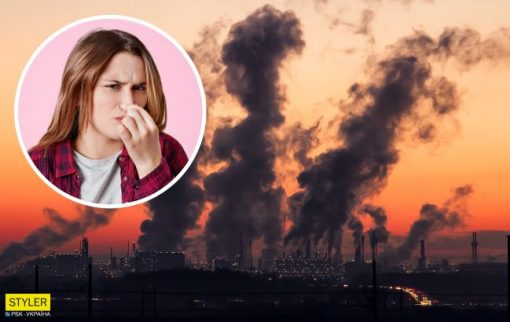 Україну накриває жахливий смог. Таке буває тільки в найбрудніших центрах Азії та Африки (фото)